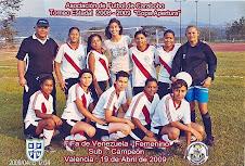 Campeonas Femenino Carabobo 2009