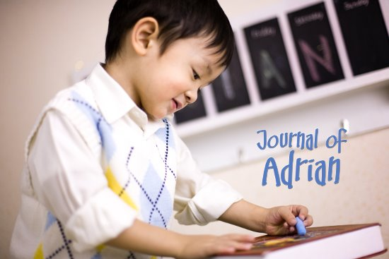 Journal of Adrian Au