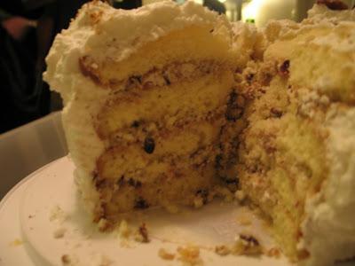 Lady Baltimore Cake ~ Dozen Flours