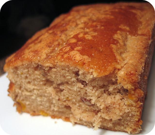 Pecan Peach Amish Friendship Bread Dozen Flours