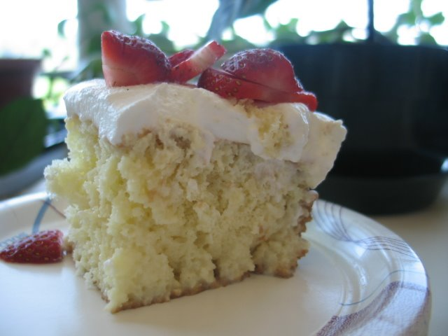 Tres Leches Cake Sit Too Long