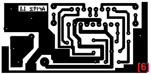 Diseño del circuito impreso