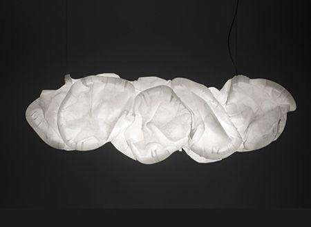 Una scultura di luce arscity - Lampade design famosi ...