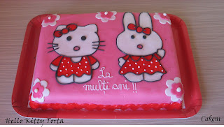 Kreativ Torta Hello Kitty