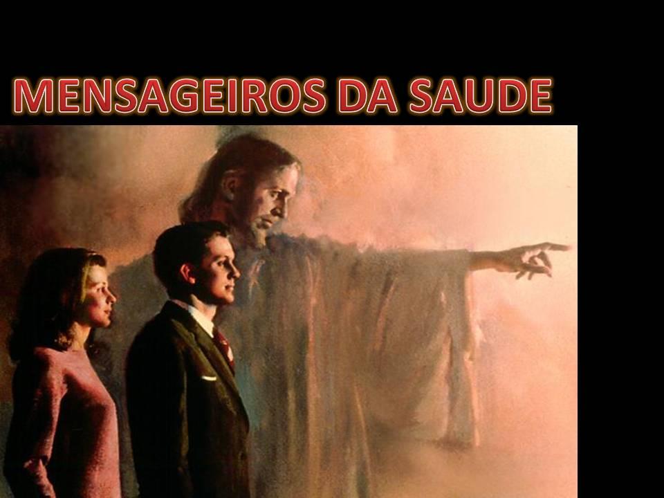 MENSAGEIROS DA SAUDE