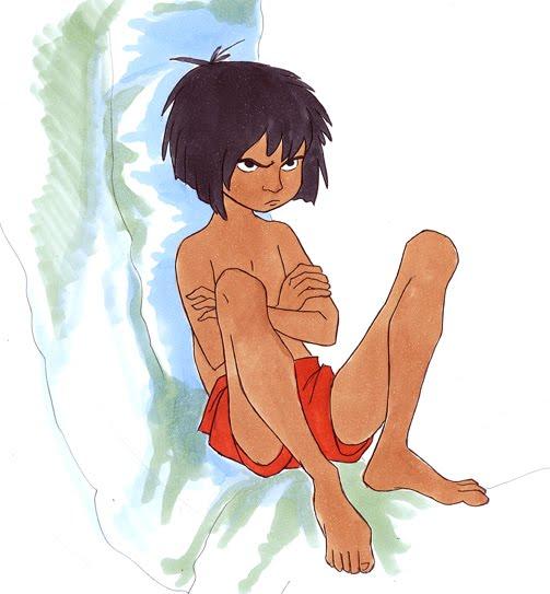 Disney Jungle Book Mowgli