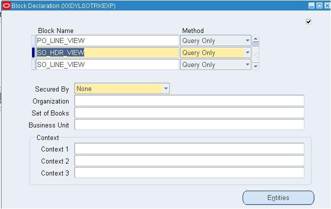 How To Set Up Document Attachments For Custom Form Unique Oracle