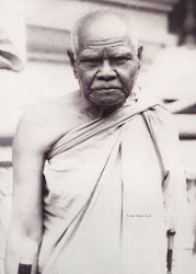 Lp Khron of Wat Bangsek