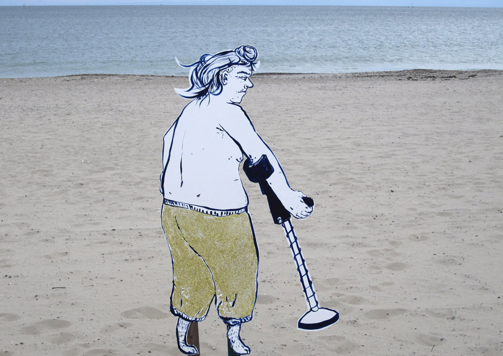 """Beachcomber"""