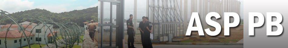 ASP/PB - Agentes de Segurança Penitenciária