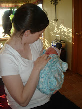 Auntie Erin and Baby