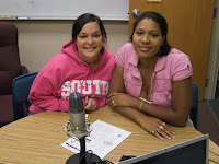 Allison Midgette and Shaundretta Bethel
