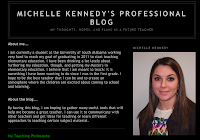 Image of Michelle Kennedy's Professional Blog