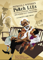 Book Jacket Porch Lies by Patricia McKissack