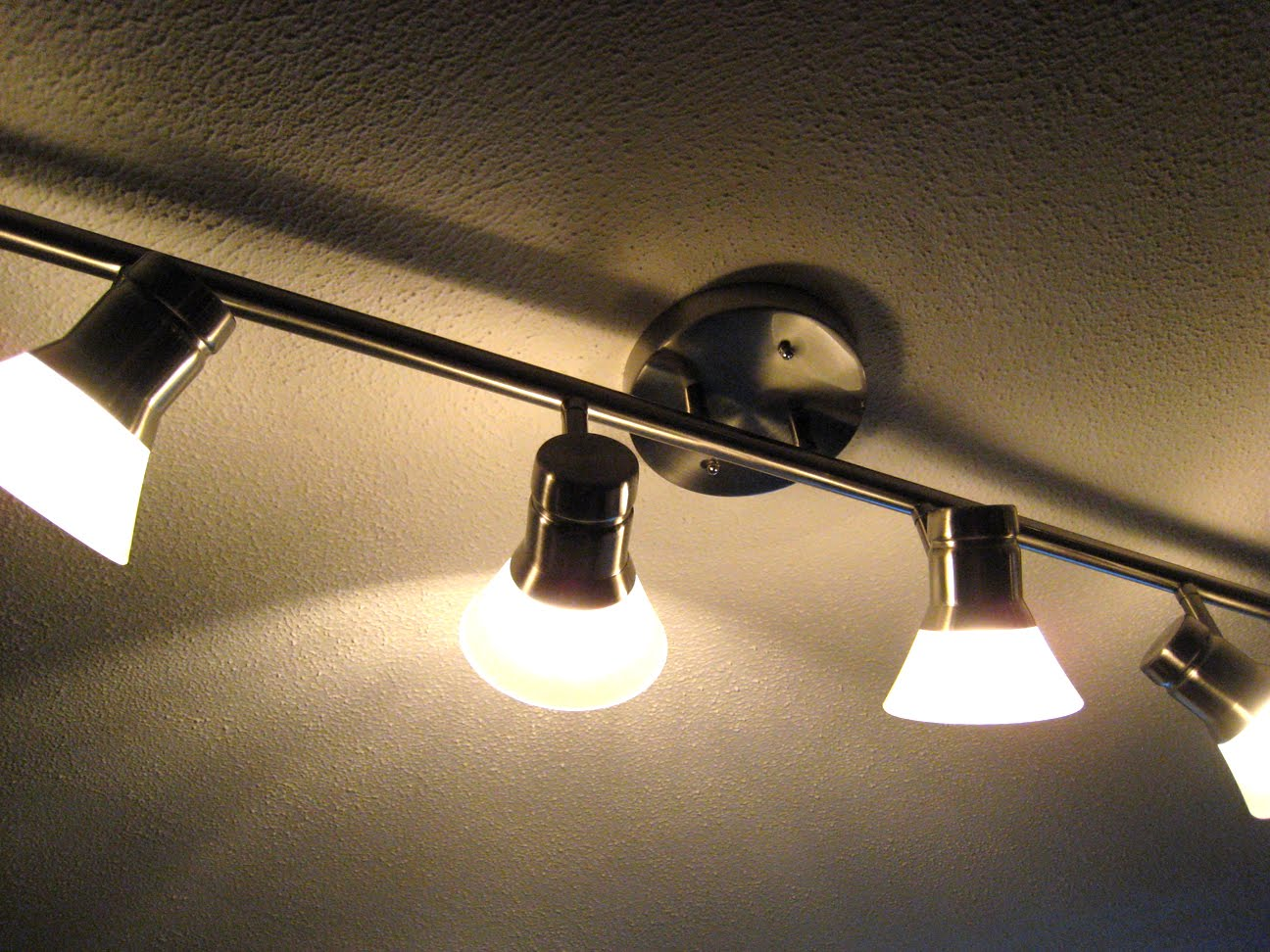 This fresh fossil is your kitchen outdated top 10 things for Updating track lighting