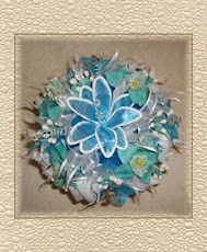 Ramo de Orquideas Azules