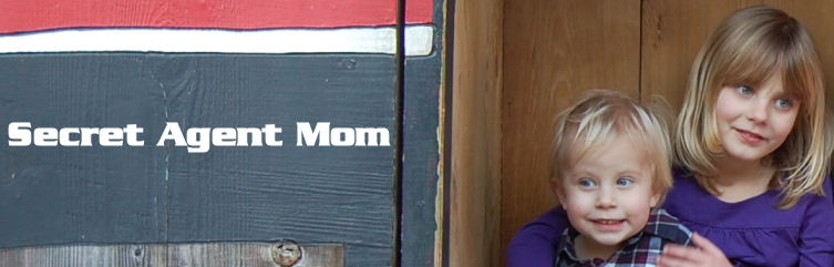 Secret Agent Mom