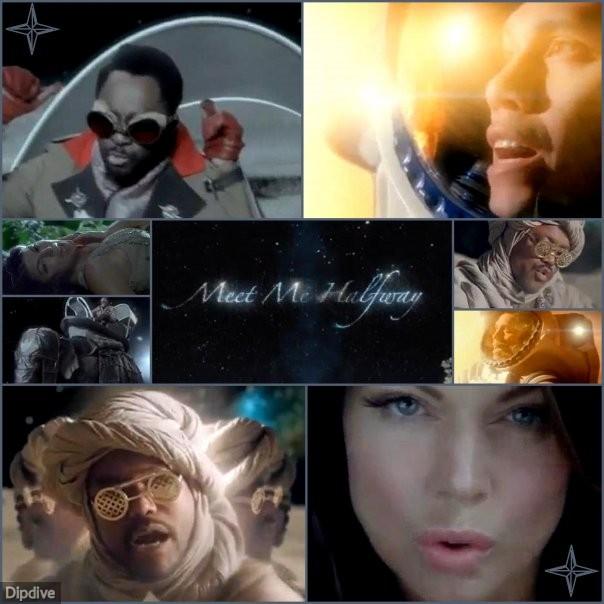 191 Qu 233 Ser 237 A Del Mundo Sin M 250 Sica Meet Me Halfway Black Eyed Peas