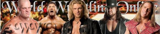 World Wrestling Online!