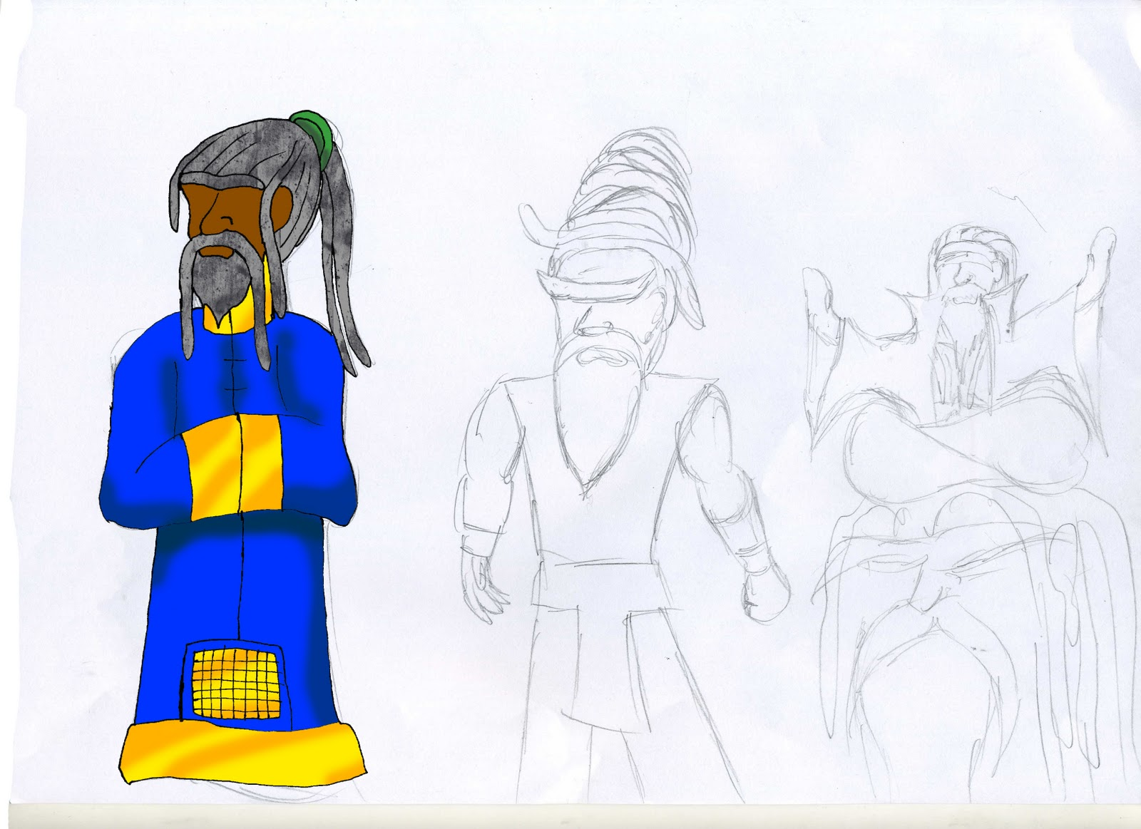 Character Design Masters : Turtle style character designs master rasta