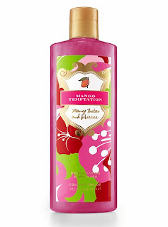Victoria's Secret, Victoria's Secret Mango Temptations Exhilarating Body Wash, Victoria's Secret shower gel, Victoria's Secret body wash, The Shower Gel Journey, shower gel, body wash, shower