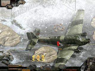 commandos help screen shot screenshot sniper