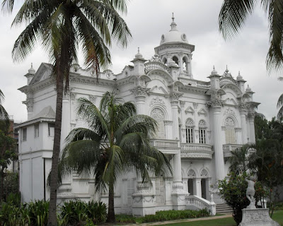 rose garden palace, dhaka, tikatuli, shamibag, humayun shaheber bari