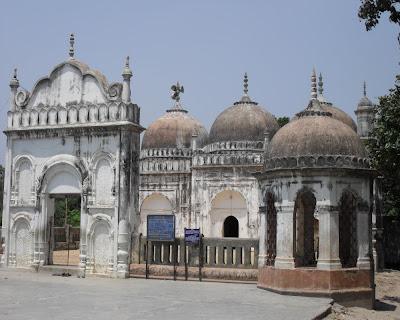 jhaudia shahi mosque, kushtia,