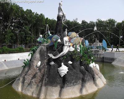 shopnopuri, dinajpur, bangladesh, amusement park, theme park