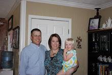 Chris, Paula, Gracie & Thor Cox