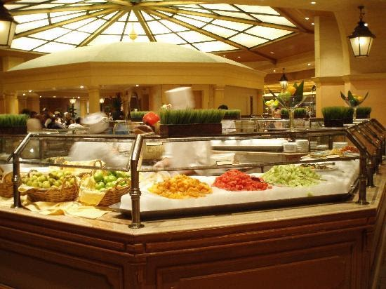 Bellagio-Las Vegas.blogspot.com: Bellagio Buffet in Las ...