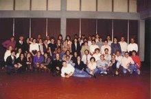 2000..Scuola di ballo dell'acr anni 1990/2001..