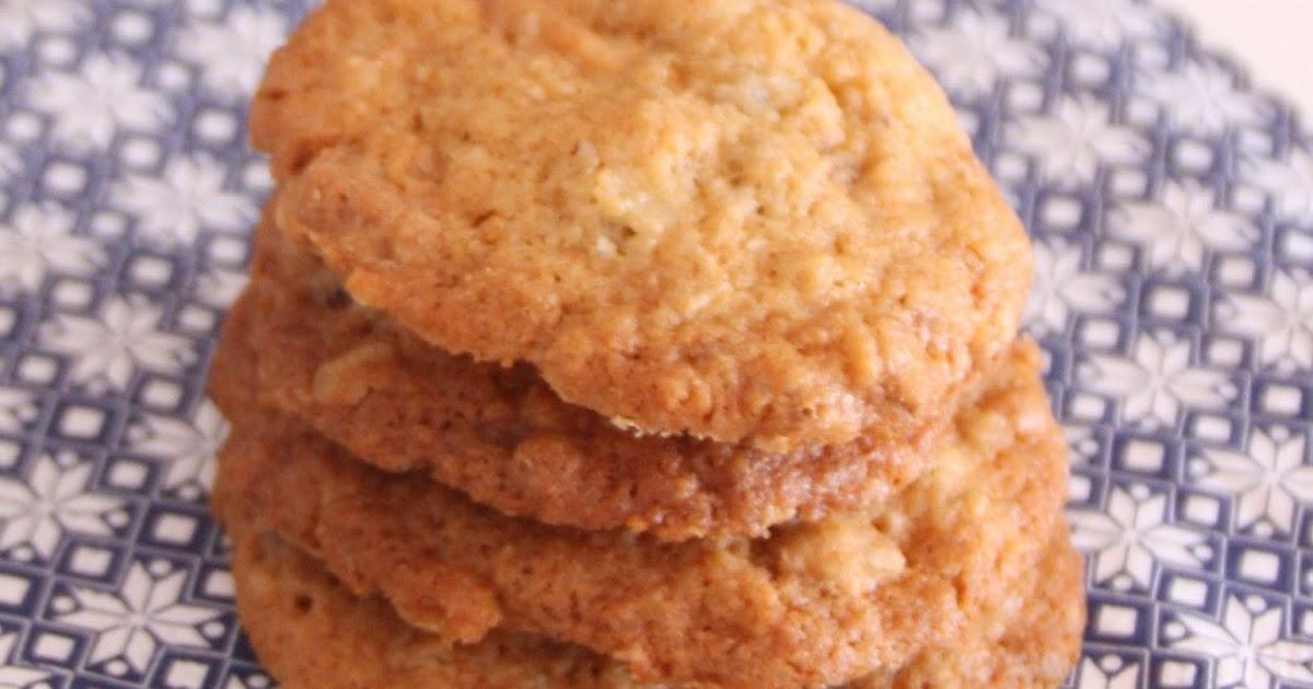Fashion Cook: White Chocolate-Chunk Cookies