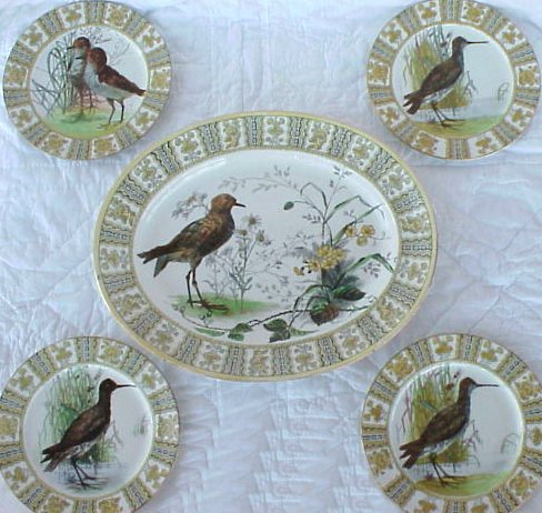 elsmore asian singles Antique circa 1850 elsmore find this pin and more on tea leaf ironstone china by a colorful gaudy ironstone flow blue plate dating from circa it is.