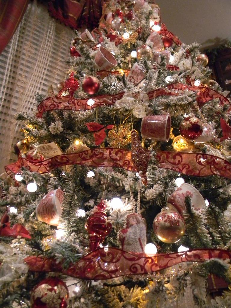 Amber Colored Christmas Lights