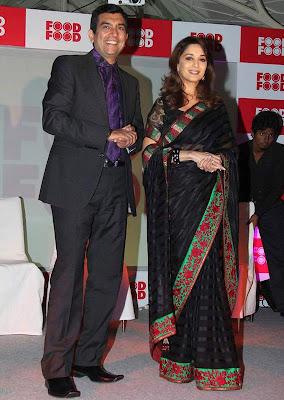madhuri5 - Madhuri Dixit lifestyle ambassador of Food Food