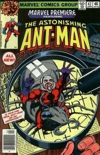 The astonishing Ant-Man will have his own movie!