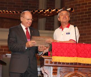 Dick wills bishop united methodist conference