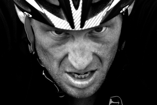 Everybody wants to know what I m on  What am I on  I m on my bike    Determination Face