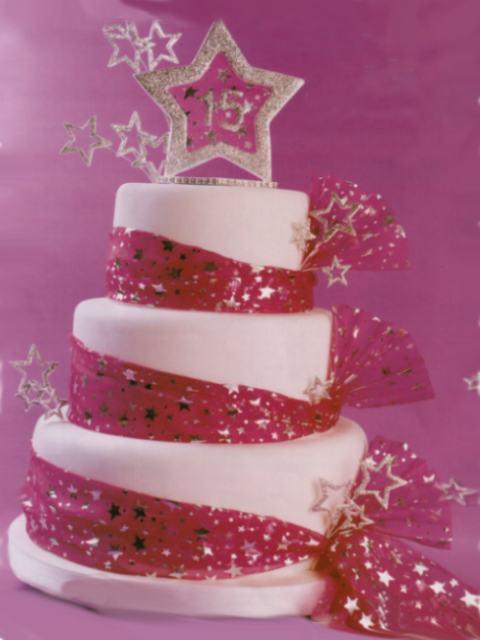 De tortas de 15 años - Imagui