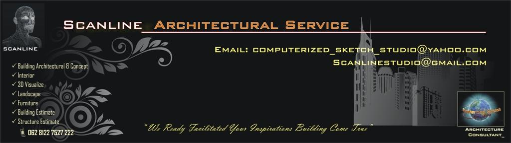 Scanline Architectural Service