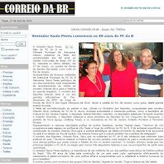 SAULO PERES NA FESTA DE 88 ANOS DO PC DO B