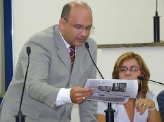 Participe das Sessões Ordinárias da Câmara Municipal de Araruama