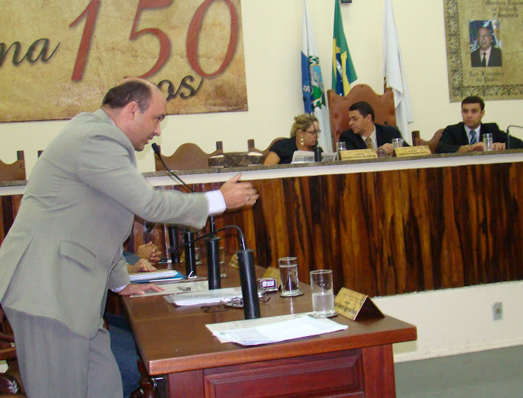 VEREADOR SAULO PERES QUER SABER INFORMAÇÕES SOBRE A LEI DO SILÊNCIO