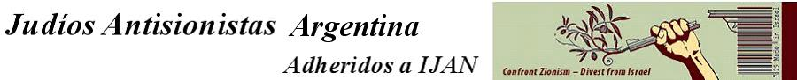 Judios Antisionistas Argentina