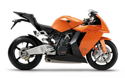 KTM 1190 RC8 2010 motorcycle picture