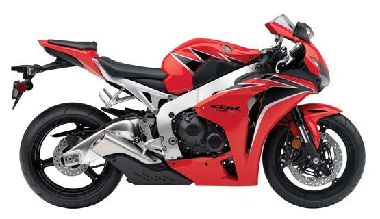 2011 Honda CBR1000RR motorcycle