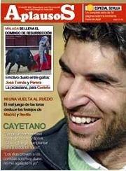 APLAUSOS - Cayetano