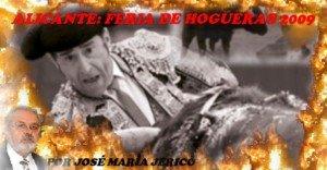 ALICANTE: FERIA DE HOGUERAS 2009