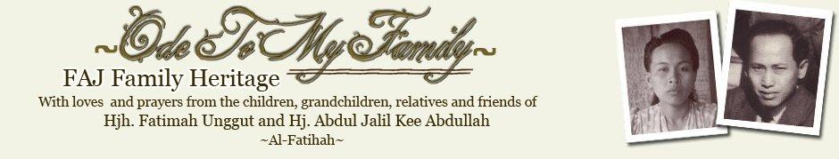 FAJ Family Heritage
